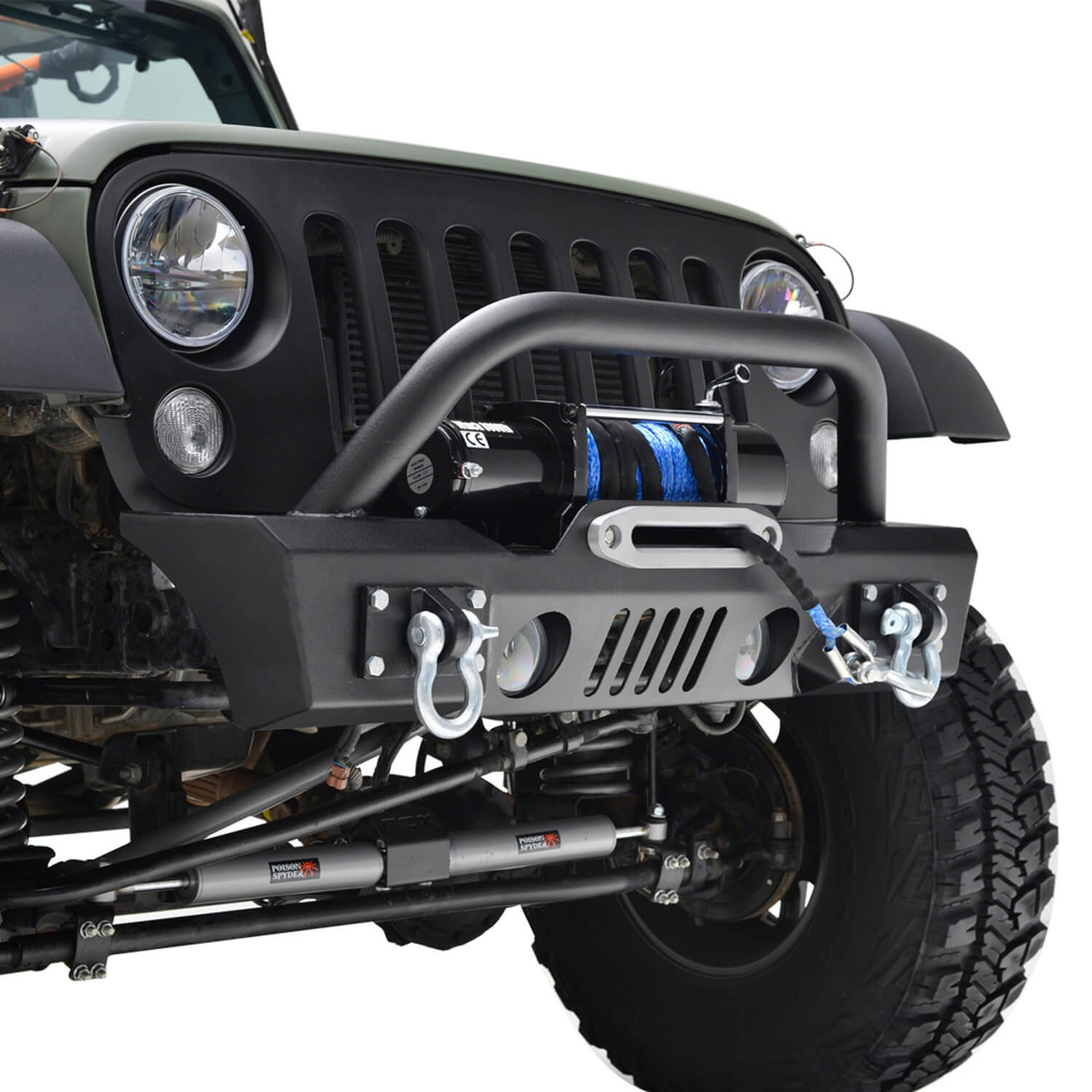 Jeep Tj Wire Harness Schematics Data Wiring Diagrams Disconnecting Jk Stubby Bumper With Winch Plate No Stinger Got Led Wrangler Disconnect Hardtop